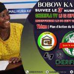 Suivez le troisième 3ème numéro de l'émission Bobowkakènè ce jeudi 02 septembre à 18h.