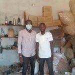 Visite de l'entreprise WARABA, spécialisée dans le secteur de la saponification.